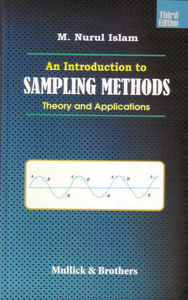 An Introduction to Sampling Methods
